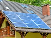 exemple d'une installation photovoltaïque