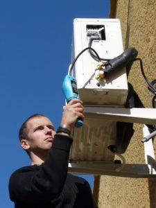 Installation de votre pompe à chaleur