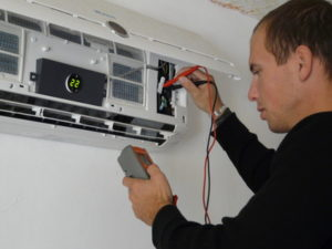 Installation de votre pompe à chaleur air/air