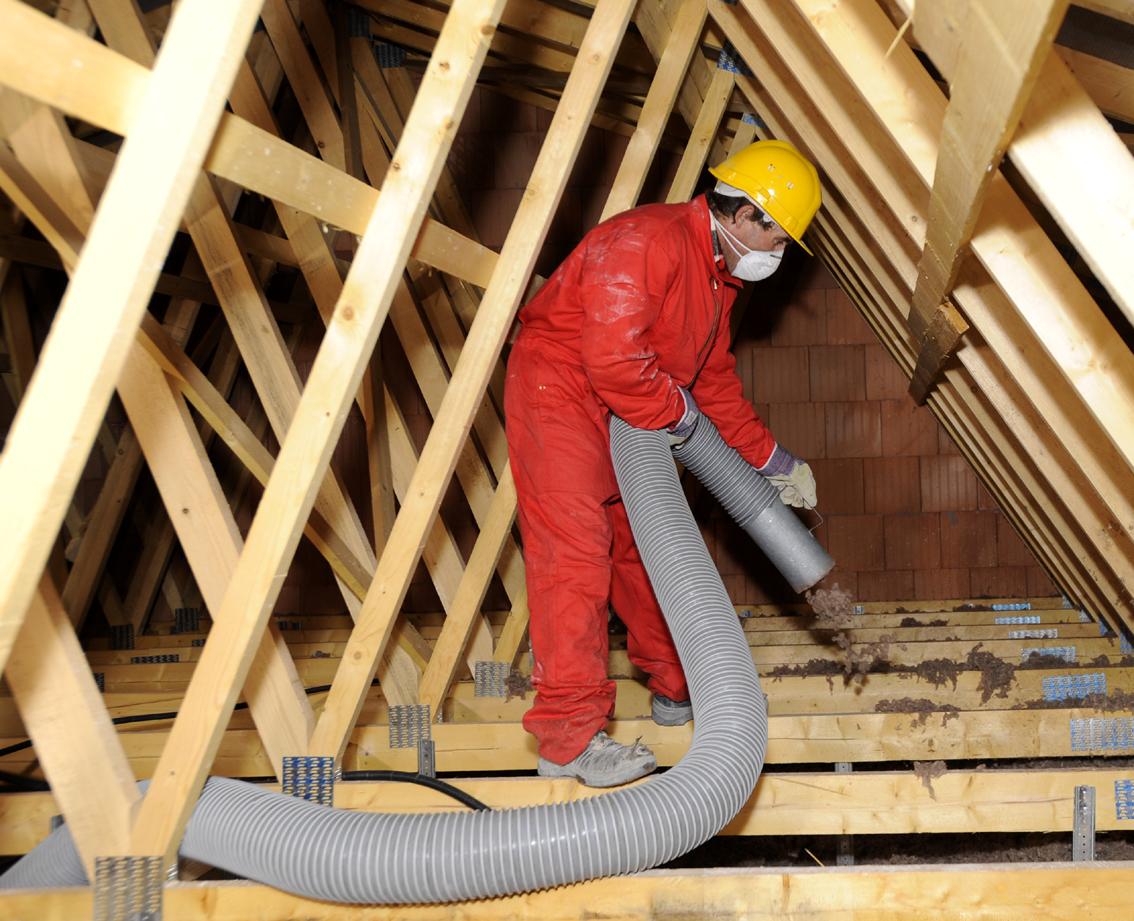 Isolez votre maison pour éviter les déperditions