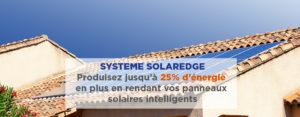 Système solar edge