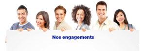 Consultez nos engagements
