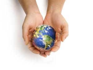 Engagement pour la terre