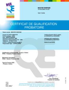 RGE-QualiPAC Master Energie